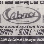 Vibra @ Estragon 29/4/97